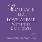 courage feel