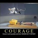 courage look2