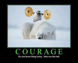 courage sound