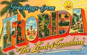 Greetings-Florida